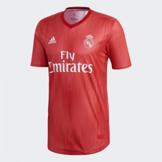 Real Madrid Authentic Third Jersey tarjous