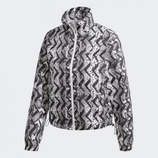 Allover Print Track Top tarjous