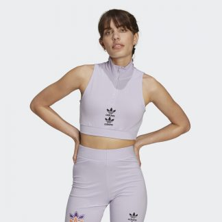 Logo Play Cropped Tank Top tarjous