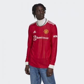 Manchester United 20/21 Home Authentic Jersey tarjous
