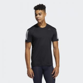 Techfit 3-Stripes Fitted Tee tarjous